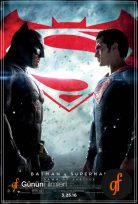 Batman ve Superman 2016 Adaletin Şafağı izle