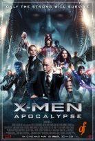 X-Men Kıyamet 2016 izle X-Men Apocalypse TR Dublaj izle