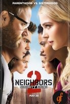 Kötü Komşular 2 Full izle Neighbors 2 Sorority Rising TR Dublaj