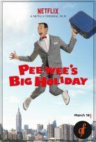 Pee-Wee'nin Muhteşem Tatili 2016 izle Pee-Wee's Big Holiday