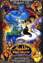 Aladdin and the King of Thieves 1996 İzle