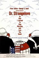 Dr. Strangelove or: How I Learned to Stop Worrying and Love the Bomb 1964 İzle