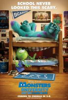 Monsters University 2013 İzle