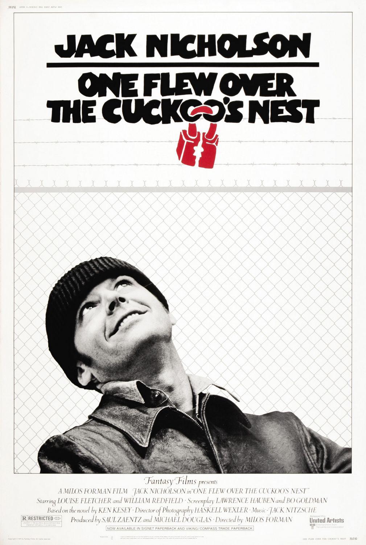 One Flew Over the Cuckoo's Nest 1975 İzle